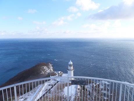 冬の地球岬3
