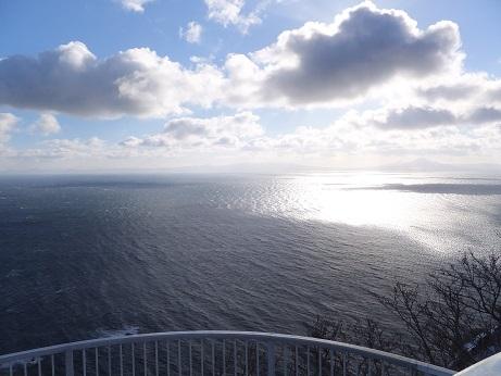 冬の地球岬4