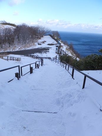 冬の地球岬7