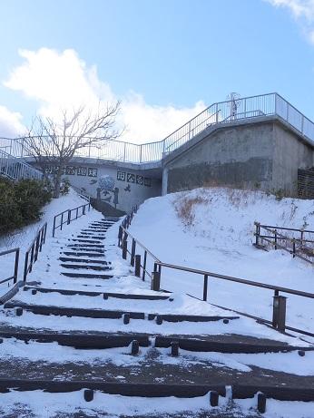 冬の地球岬8