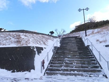 冬の地球岬11