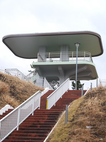 新白鳥湾展望台1