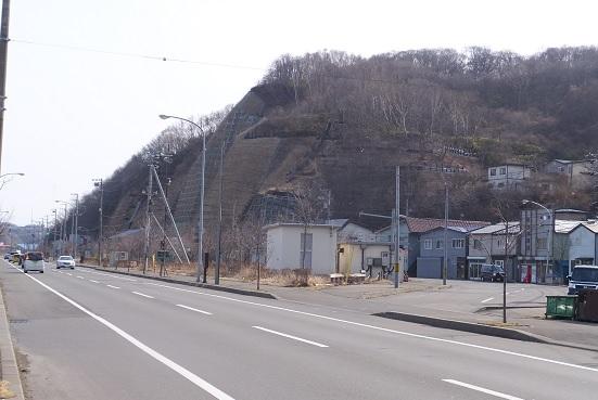 小橋内バス通り2