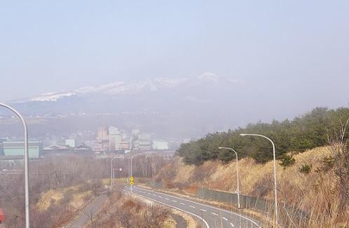 室蘭岳方面2