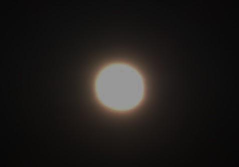 皆既月食の夜1