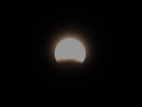 皆既月食の夜2