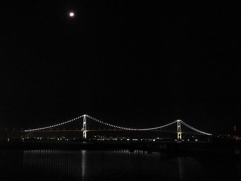 皆既月食の夜3