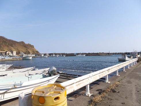 イタンキ漁港1