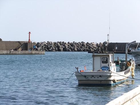 イタンキ漁港2