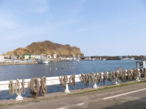 イタンキ漁港3