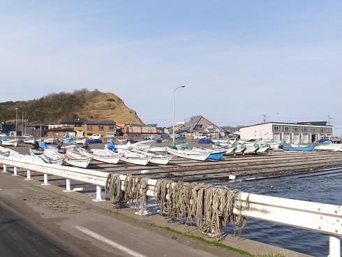 イタンキ漁港4