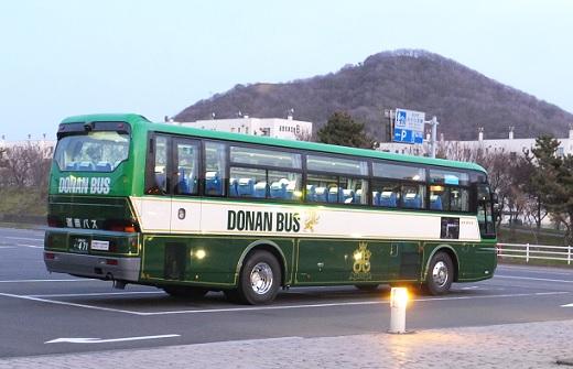 夜景バス始動3