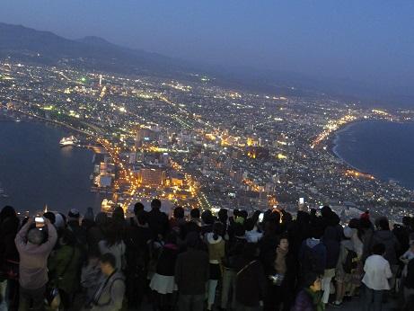 函館山夜景3