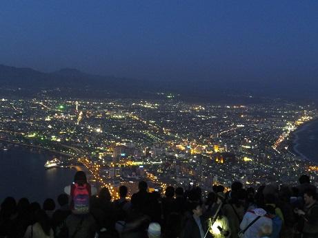 函館山夜景5