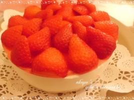 苺チーズケーキ