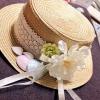 しゅうカンカン帽
