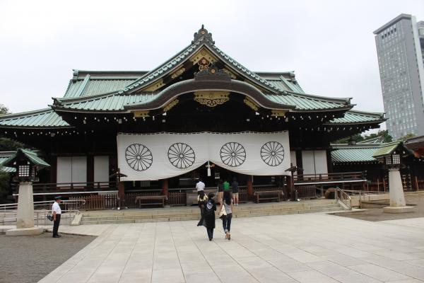 靖国神社4