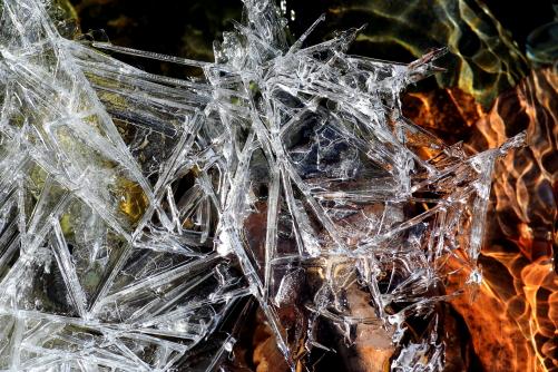 氷の造形-1