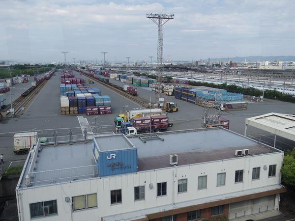 大阪貨物ターミナル