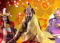 パチンコ「CR 真・花の慶次」で使用されている歌と曲の紹介。「天下人、ここにあり」