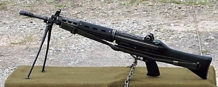 陸自89式小銃2