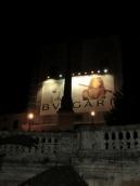 スペイン広場にあるオベリスク