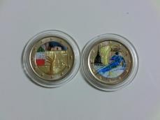 2ユーロ記念コイン