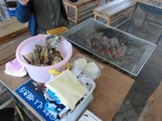 最後の牡蠣