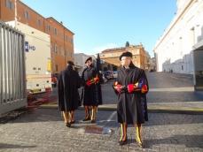 ヴァチカン市国衛兵