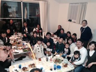 狛江の新年会2