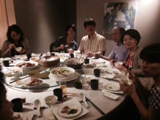 台北最後の正餐