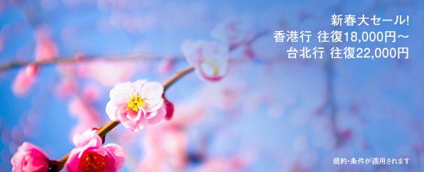 「新春大セール!」