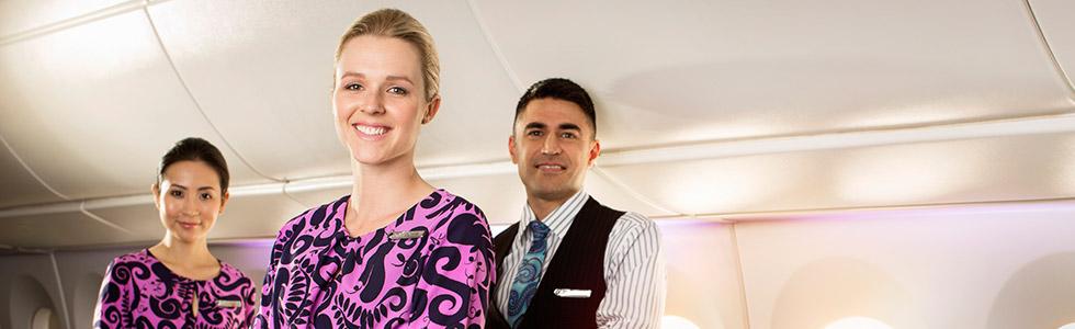 ニュージーランド航空 就航75周年記念割引運賃