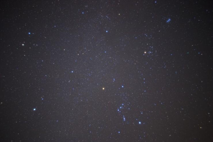 ラブジョイ彗星を探せ!