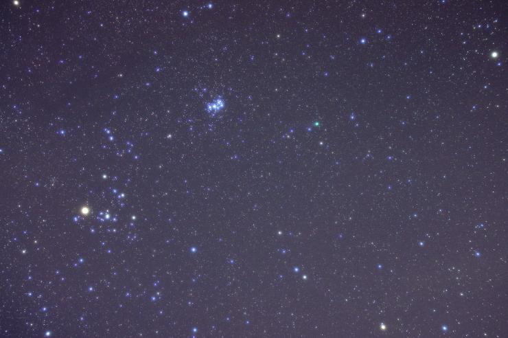 2015.01.18 今夜のラヴジョイ彗星