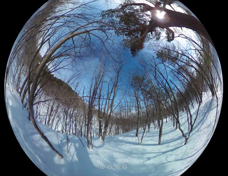 2015.02.01 高湯の森にて