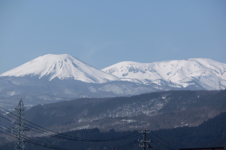 今日の吾妻山