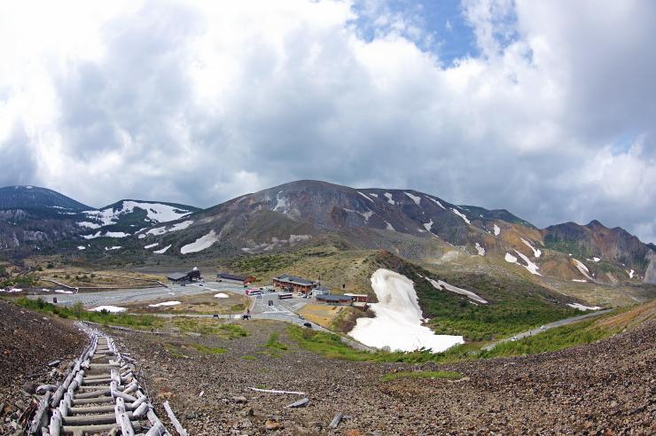 東吾妻山~ラクダ山
