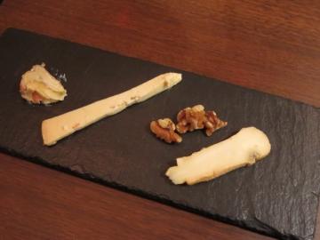 チーズ3種プレート 500円