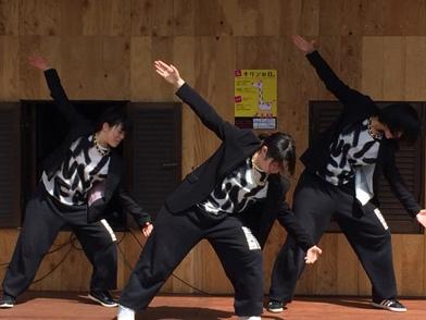 ダンス 3
