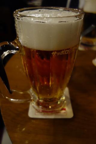 他のスタッフのビール