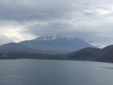 本栖湖富士