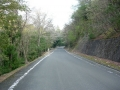150425井戸峠を上る