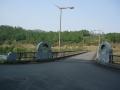 150425天若湖中央の橋を渡ってみる.1