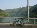 150425天若湖中央の橋を渡ってみる.2