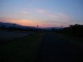 150503夜明け前の木津川CR