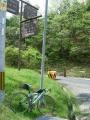 150503柞原林道入り口