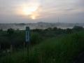 150517木津川の朝霧
