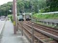 150620京阪石山寺駅から輪行で帰路へ.1