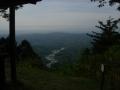 170503三国越から島ヶ原方面の眺望